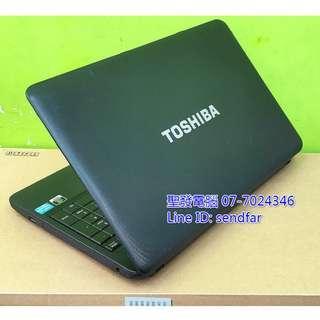 🚚 日系大螢幕獨顯商務 TOSHIBA C665 i3-2350M 4G 500G 獨顯 DVD 15吋筆電 聖發二手筆電
