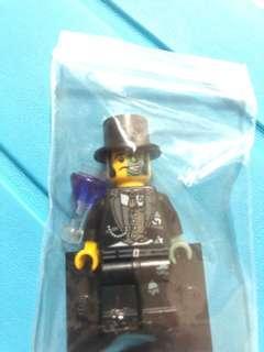 LEGO Minifigure figures series Mr Good and Evil