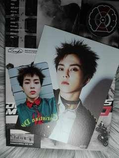 EXO Don't Mess Up My Tempo Allegro Version Album