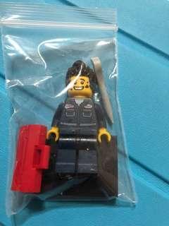 Lego Minifigures Series Mechanic