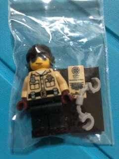 Lego Minifigure Figure Series Traffic Cop