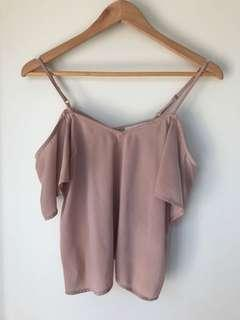 Miss Shop Top size 6