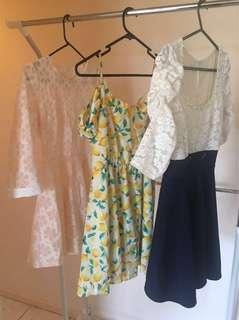 Cute dresses from Japan