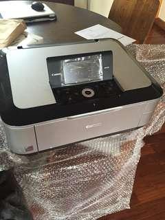 canon mp628 printer 打印機