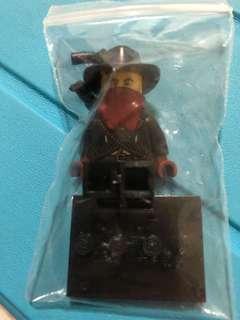Lego Minifigure Figure Series Bandit