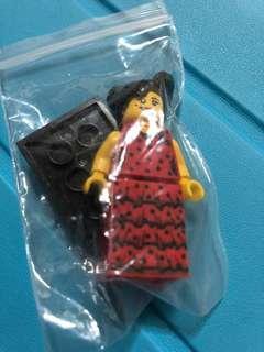 LEGO Minifigures figures Series flamenco Dancer