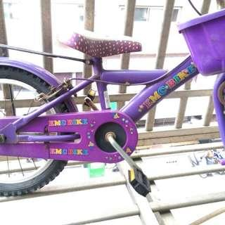 幼童自行車