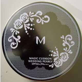 MISSHA Magic Cushion Wedding Pearly SPF50+/PA+++ No. 23 Natural Beige