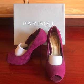 Parisian Elegance Stilletos