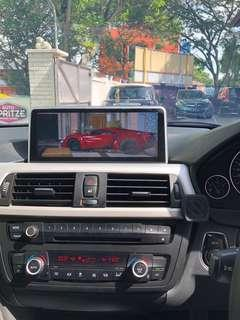BMW 3 series Android & reverse camera
