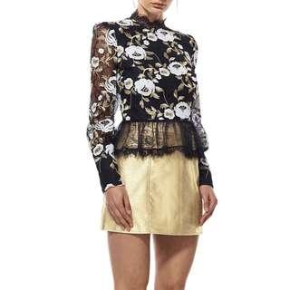 Claire Long Sleeve Lace Top