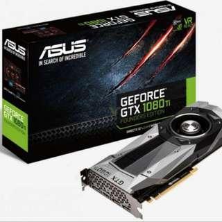GTX 1080ti FE