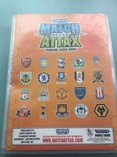 Topps Match Attax 2009/2010 Trading Card Game