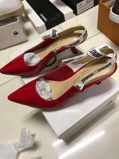 Authentic Dior Heels / Shoes