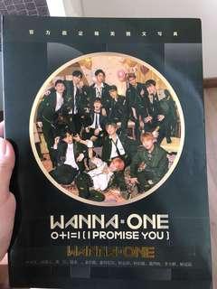 Wanna One I.P.U photobook