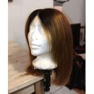 VIRGIN HAIR OMBRE WIG FOR SALE!! AFFORDABLE