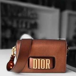 Authentic Christian Dior Evolution Flap Bag