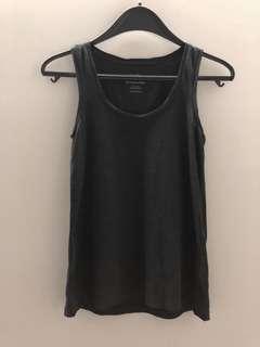 Grana black singlet / vest 黑色背心