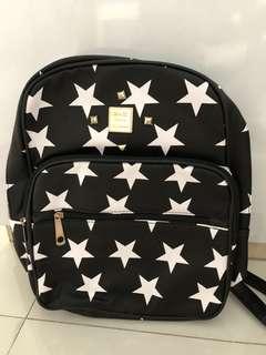 Star backpack black (New)