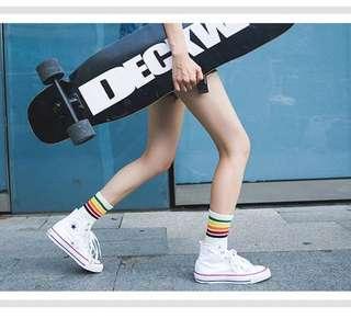 🚚 INSTOCKS Stripes socks