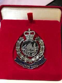 1997前舊警徽