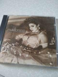 CD, Madonna, Like a virgin