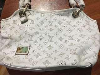 Authentic LV bag with serial number