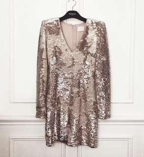 Misha sequin dress