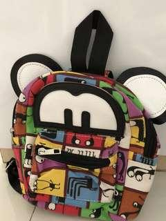 Small colourful Mickey Mouse Backpack