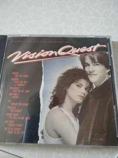 CD, OST, Vision Quest