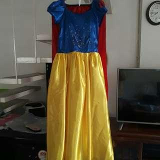 FOR RENT SNOW WHITE COSTUME