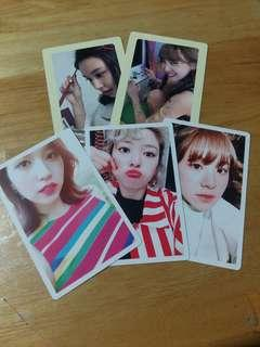 Twice Official Pre-Order Photocard Set