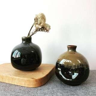 Unique vases imported from Japan