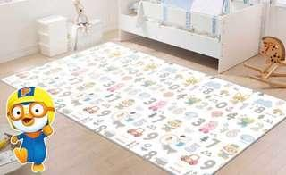 🚚 Pororo Number Play Parklon Playmat (Well-Being Plus Series)