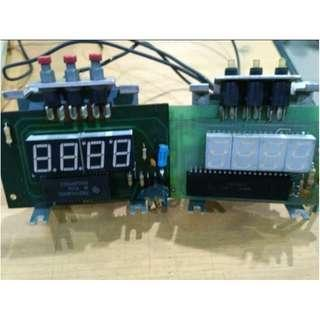 Mainboard Panel Display Timestamp Rapidprint