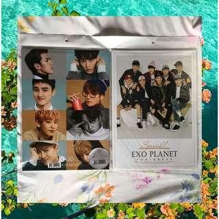 EXO Unofficial Premium Photobook