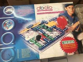 Dbolo Electronic Toy Brick