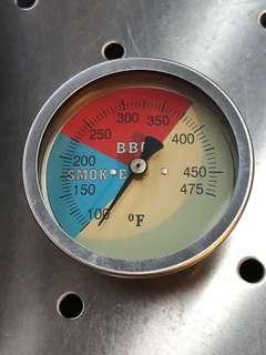 BN Thermometer for BBQ Pit