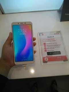 Xiaomi redmi 6 kredit tanpa kartu kredir