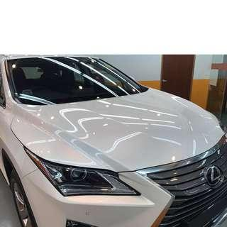 GLASS COATING PACKAGE