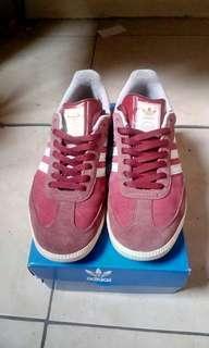 Adidas Samba Suede Size 42