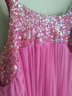 Pretty Sequin Dress (Gaun mini) reprice