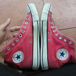 CONVERSE CHUCK TAILOR (Red)