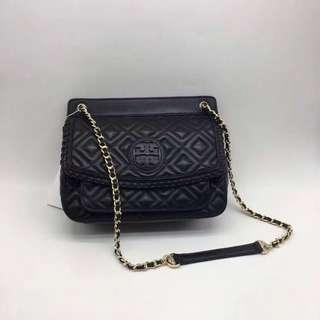Tory burch small quilted shoulder bag