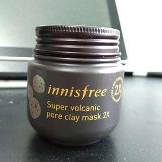 Innisfree Super Volcanic Pore Clay