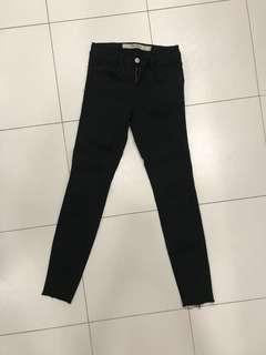 Zara Trafaluc Black Jeans