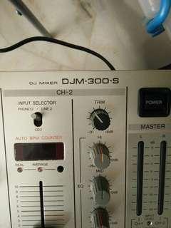 Pioneer dj djm300