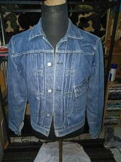 1940s jc penny foremost  1st type denim jacket
