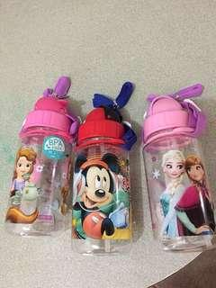 Micky mouse and Sofia water tumbler 350ml