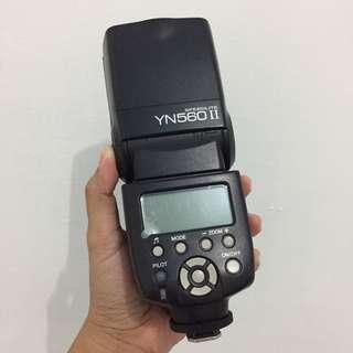 Flash Yongnuo 560 Mark II